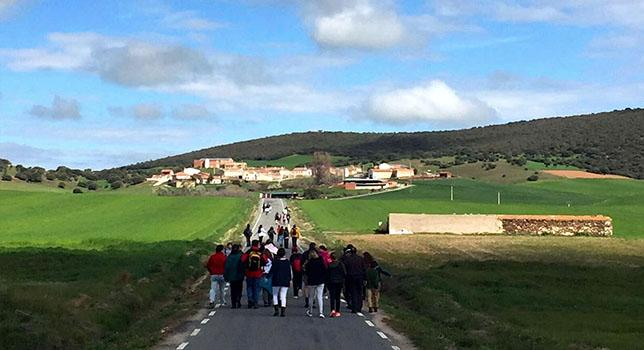 Camino de Santa Teresa de Jesús. Ávila